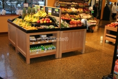Concrete Arts transformed the flooring surface at the Mazopiya Grocery Store in Mystic Lake, MN, using a specialty mix design that allowed for a uniform polished concrete with large aggregate rocks to create a work of art that is durable and decorative.