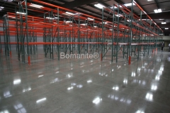 Bomanite Custom Concrete Polishing Systems with VitraFlor