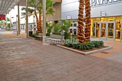 The 2017 Gold Award for Bomanite Imprint Systems over 12,000 SF was awarded to our colleague Edwards Concrete for their expert execution and installation of Bomacron Boardwalk pattern imprinted concrete, adding a unique decorative element that complements the beach-industrial design aesthetic at the Tanger Outlets Daytona.