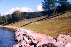 Bomanite Partially Concealed Grasscrete Concrete