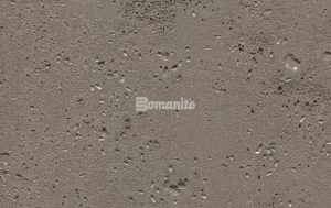 Close up of Bomanite Sandscape Refined Antico in Caramel colored decorative concrete.
